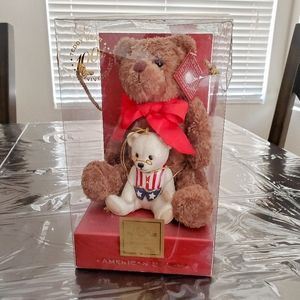 Lenox American Bears 100th Anniversary Set